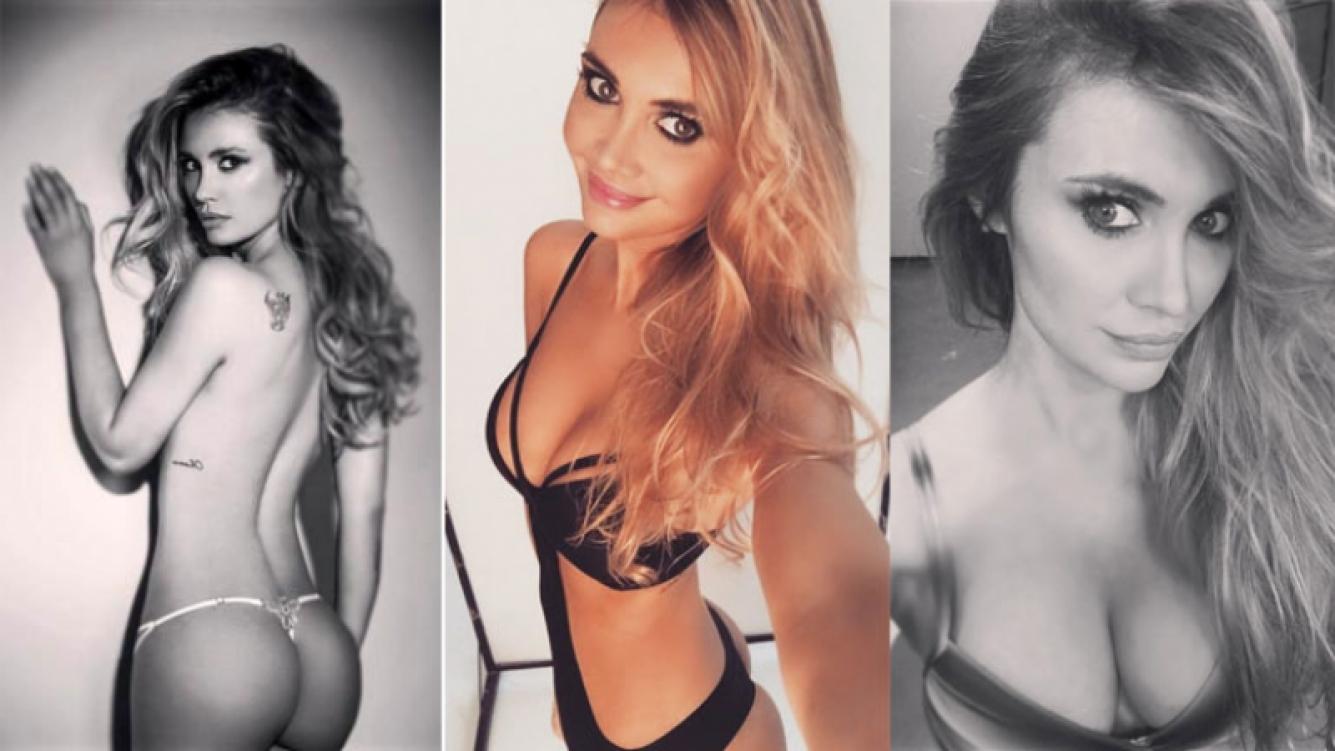 Melina Pitra, diosa en las redes sociales (Fotos: Instagram)