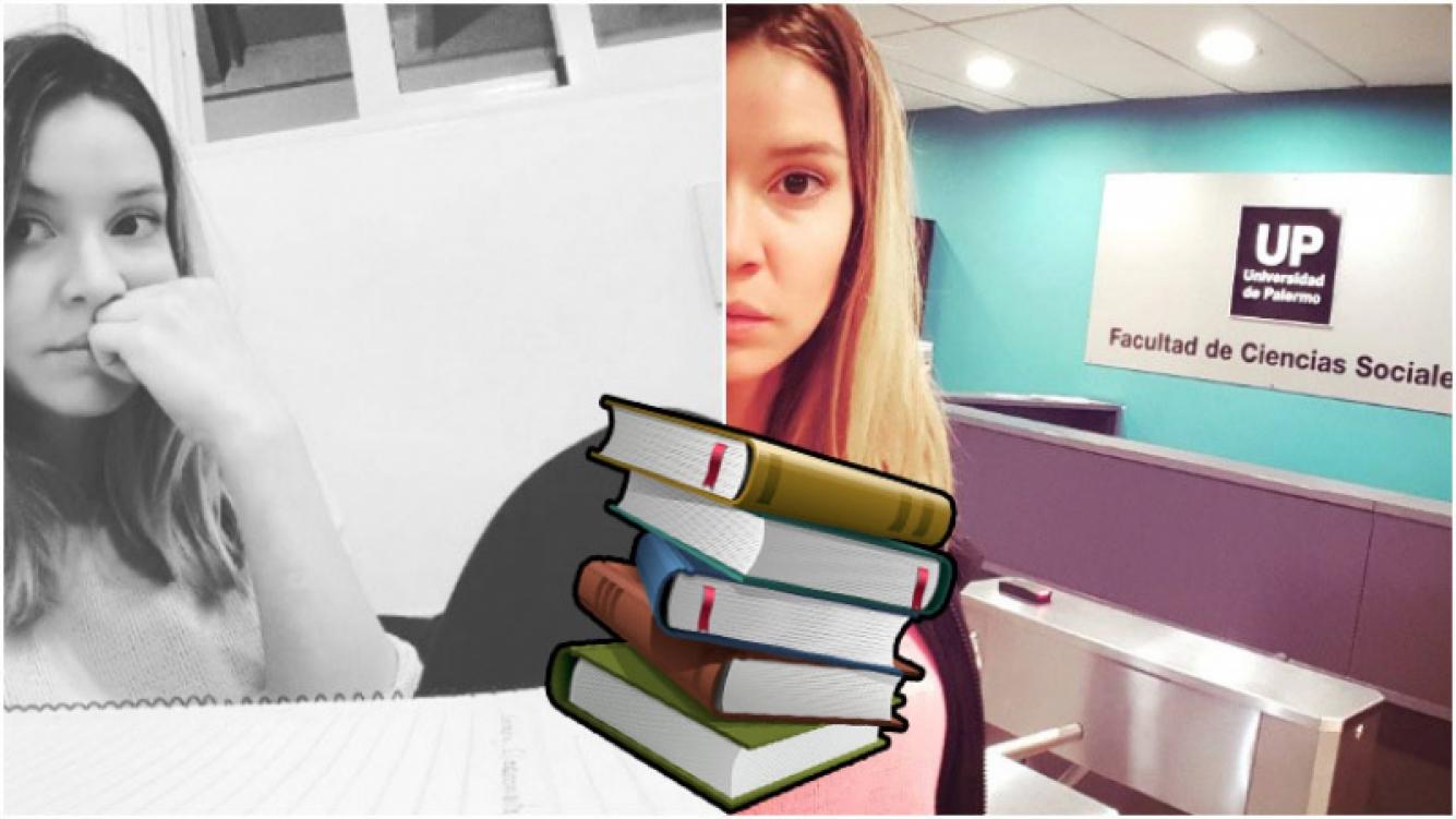 Dallys Ferrerira retomó sus estudios universitarios (Fotos: Instagram)