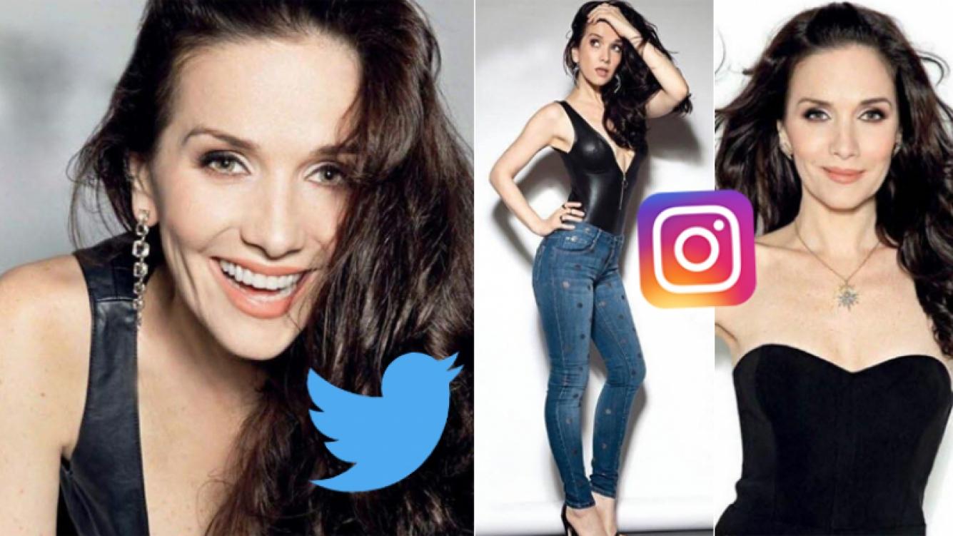 Natalia Oreiro contó por qué no tiene Twitter ni Instagram (Foto: revista Cosmopolitan)