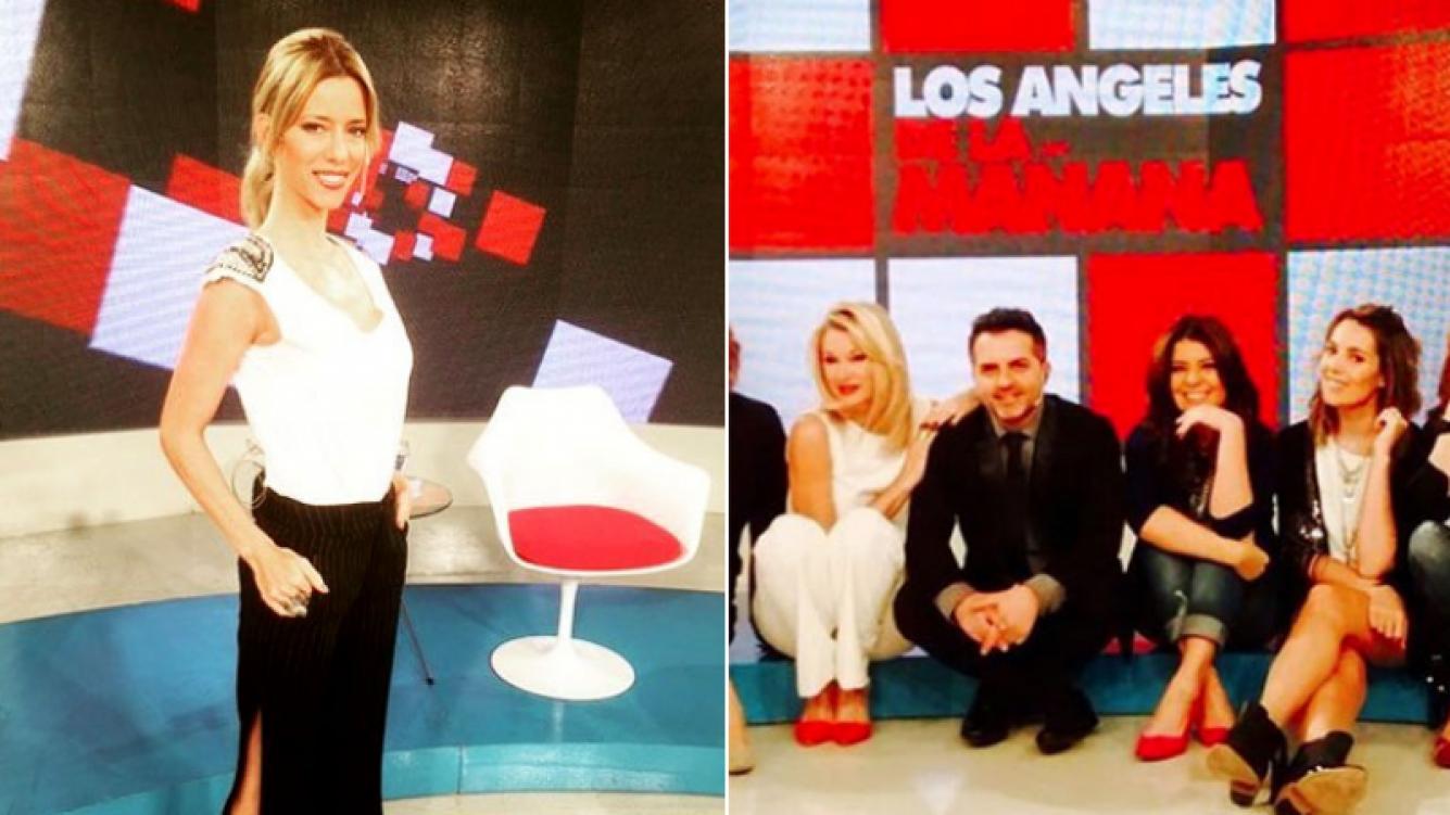 Nicole Neumann, la nueva panelista de Los Ángeles de la Mañana. (Foto: Instagram)
