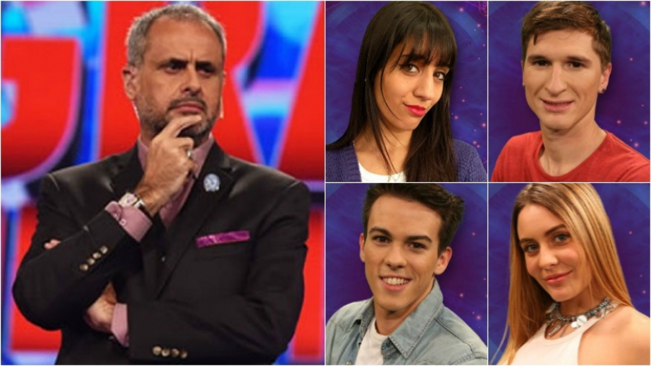 Los nuevos nominados de GH 2016 son Ainelén, Matías P., Yasmila y Mauricio (Fotos: Prensa de América)