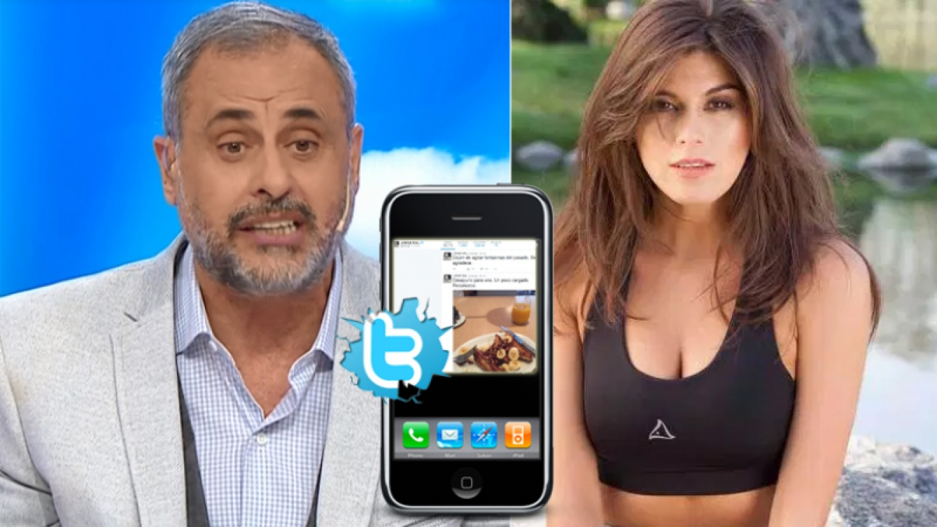 Jorge Rial y un contundente tweet  tras los rumores de encuentro con Loly Antoniale en Miami (Foto: web y Twitter)