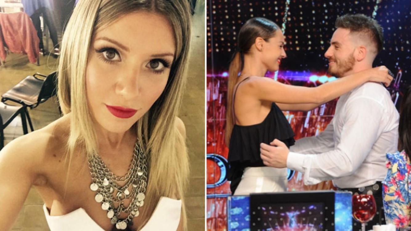 A Laurita Fernández le preguntaron si se puso celosa por el histeriqueo de Fede Bal y Pampita. (Foto: Web)