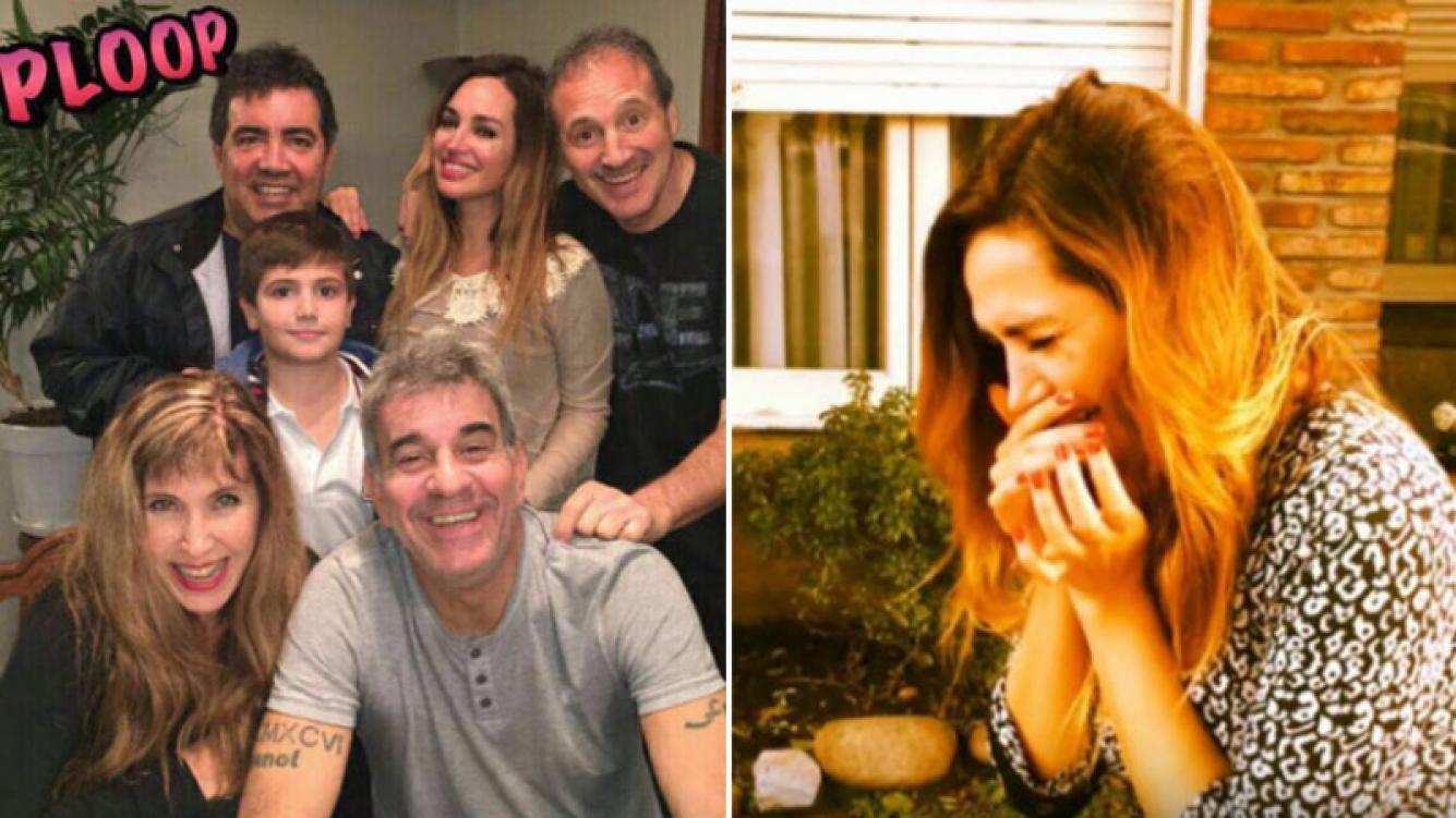 Miguel Ángel Rodríguez, Belén Francese y Diego Pérez en un programa web de humor