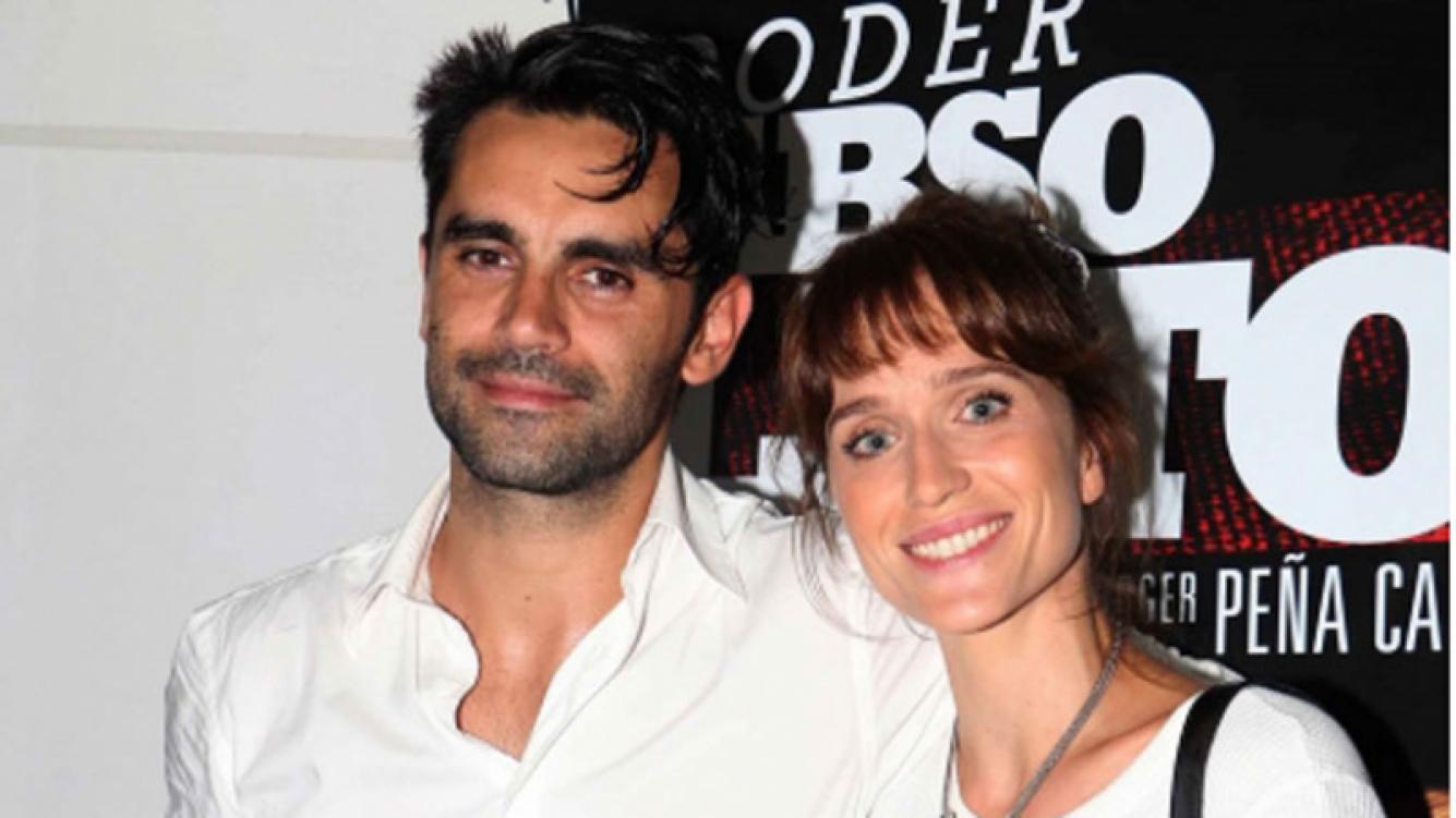 Gonzalo Heredia y un dulce saludo para Brenda Gandini  (Foto: Web).