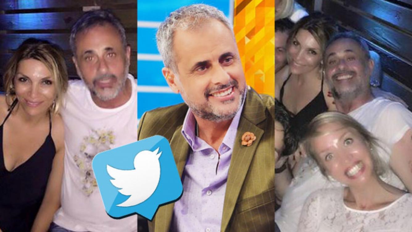 Jorge Rial habló de su comentada vida privada (Fotos: Instagram y Web).