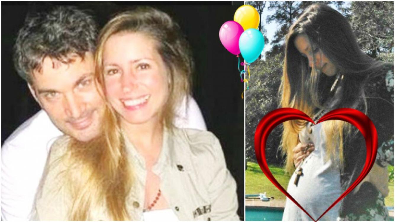 Vanina Gramuglia y Nacho Herrero esperan a su primer hijo (Fotos: Web y Facebook)