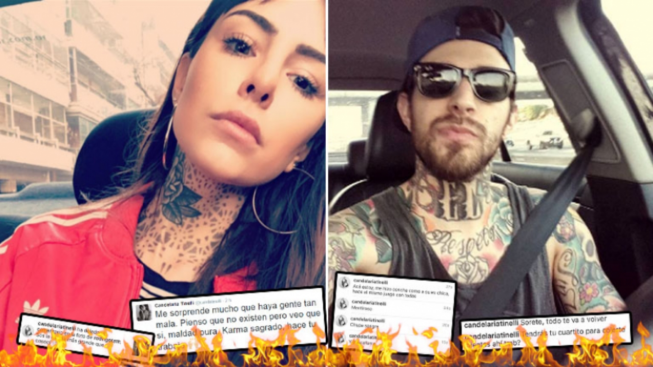 Cande Tinelli apuntó contra su ex. (Foto: Instagram)