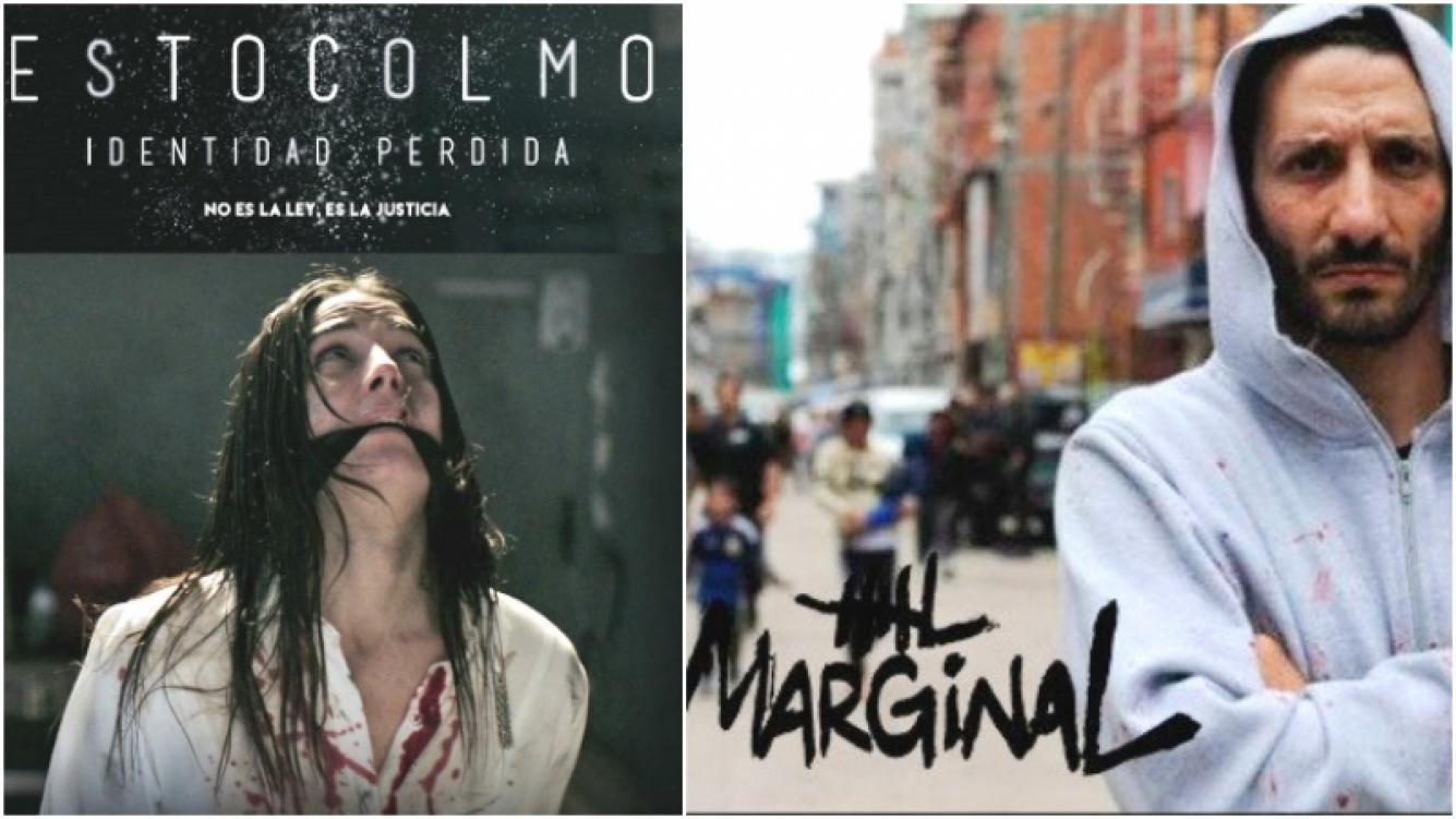 Estocolmo y El Marginal llegan a Netflix (Fotos: Prensa y Web)