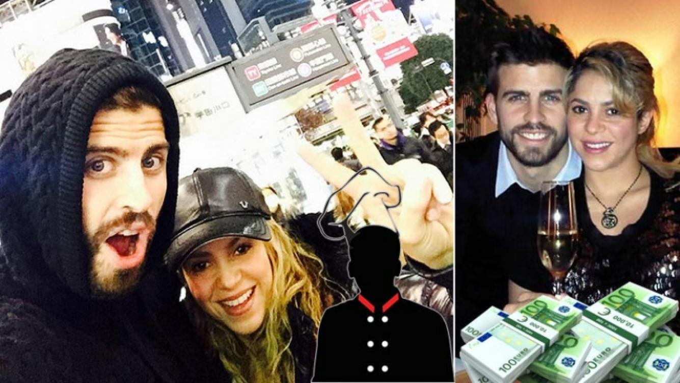 Gerard Piqué y Shakira le dieron 20.00 euros de propina a un chef argentino. (Foto: Web)