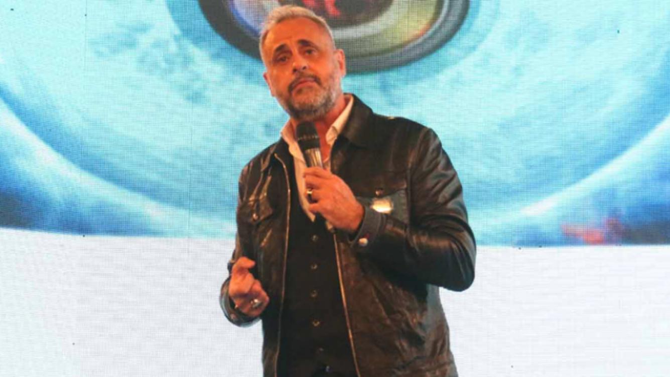 Jorge Rial se despide de Gran Hermano (Foto: Ciudad.com)