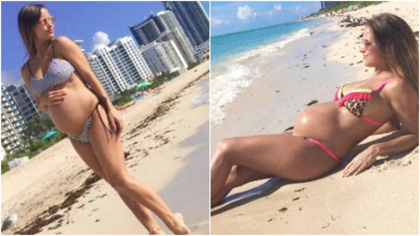 Las vacaciones de Lourdes Sánchez en Miami (Fotos: Instagram)