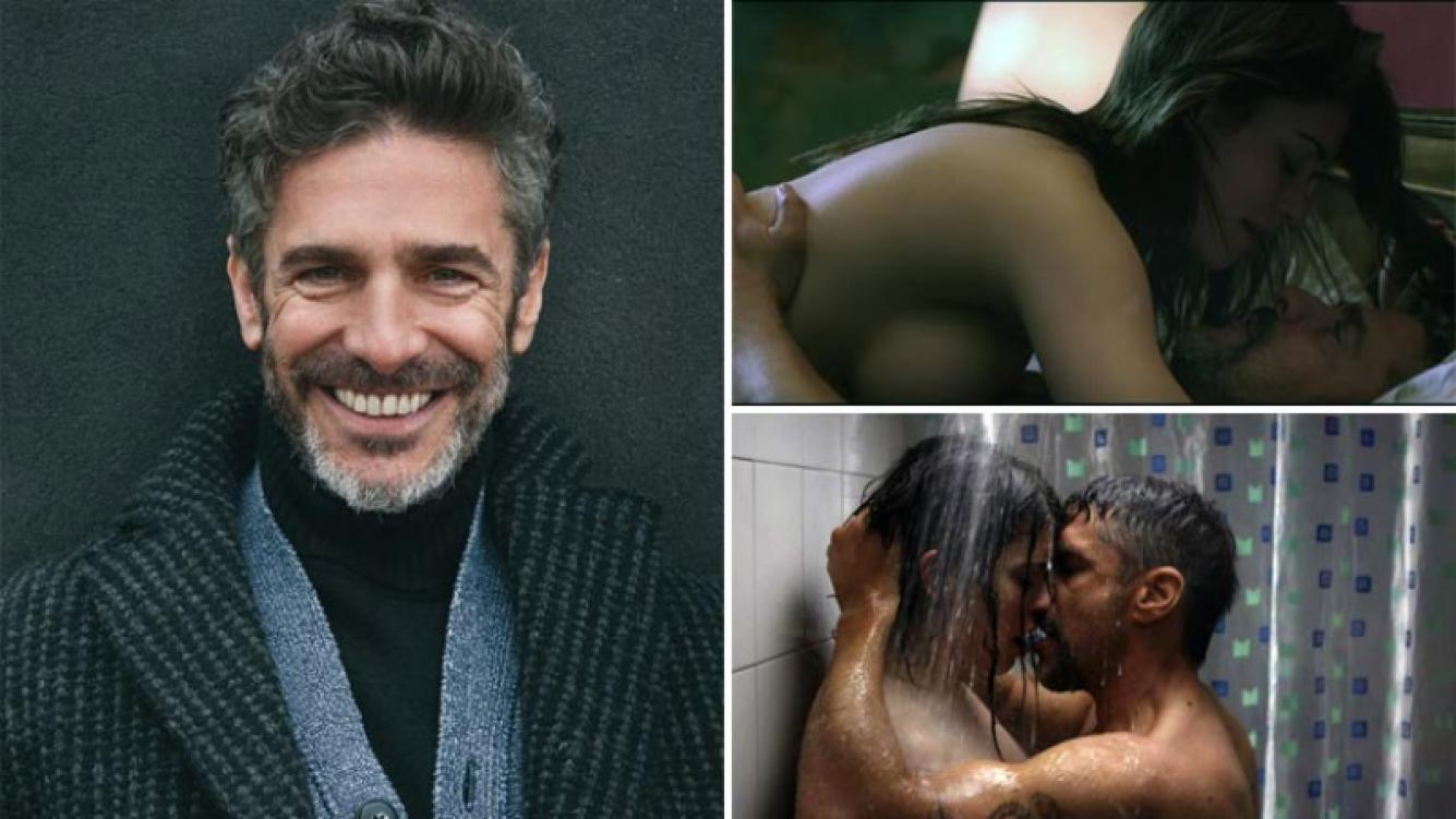 Leonardo Sbaraglia habló de sus escenas súper hot con Eva de Dominici. (Foto: revista Luz y Web)
