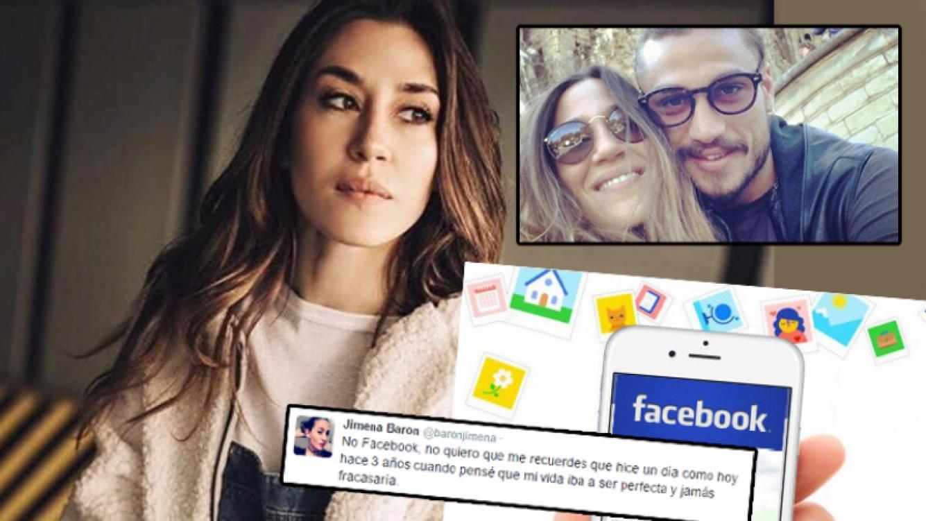 El sincericidio de Barón tras un recordatorio de Facebook (Foto: Instagram y web)