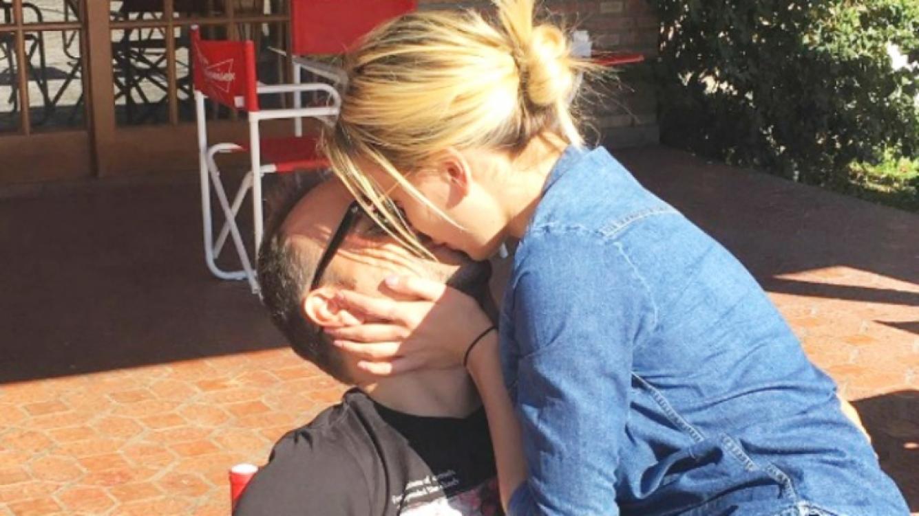 Érika Mitdank presentó a su nuevo novio (Foto: Instagram)