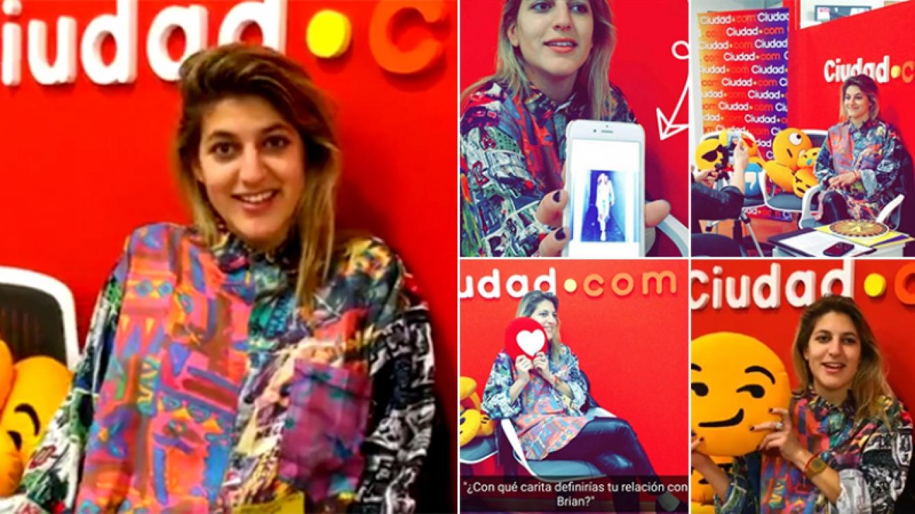 Marian Farjat en #UnaTardeCon por Facebook Live.