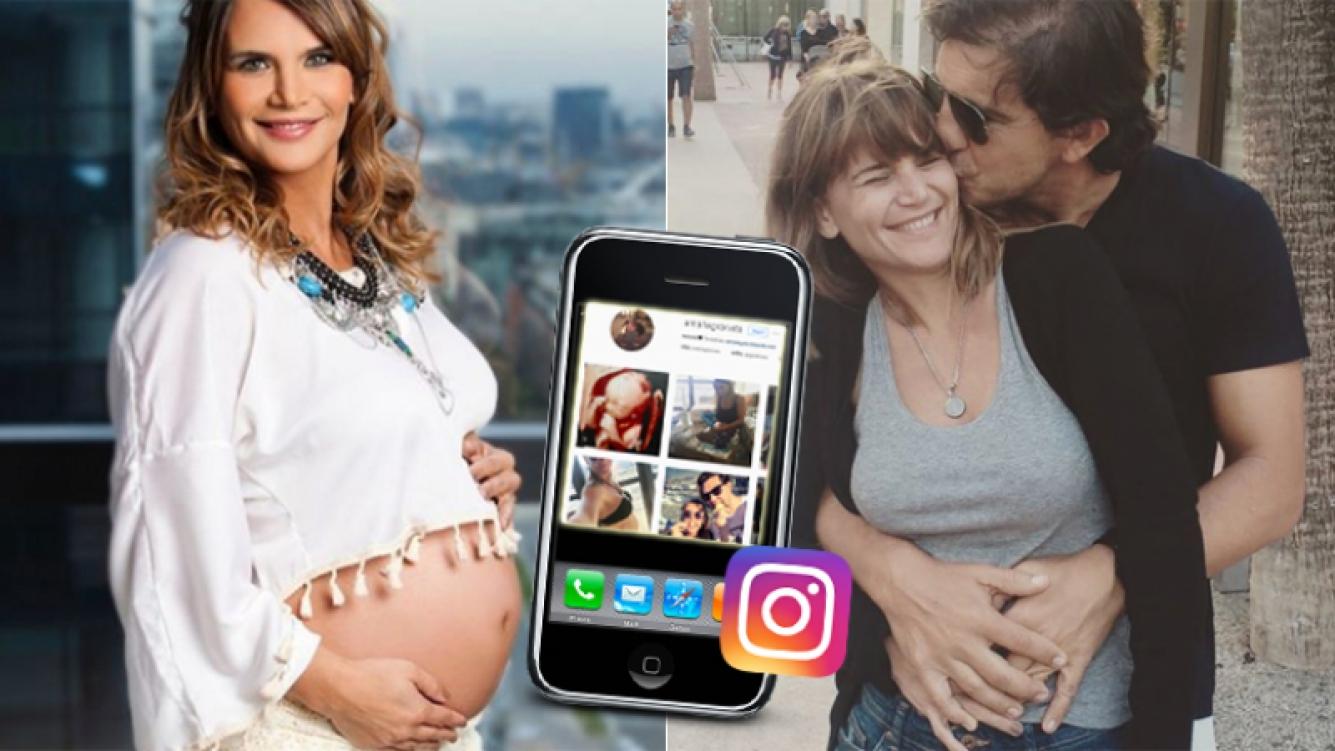 Amalia Granata mostró la ecografía 4D de su bebé (Foto: Instagram)