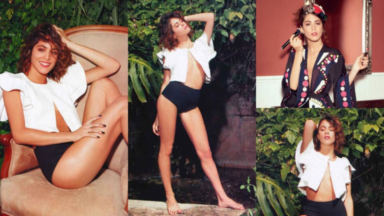 Tini Stoessel, súper sexy en su nueva producción (Fotos: Gente).