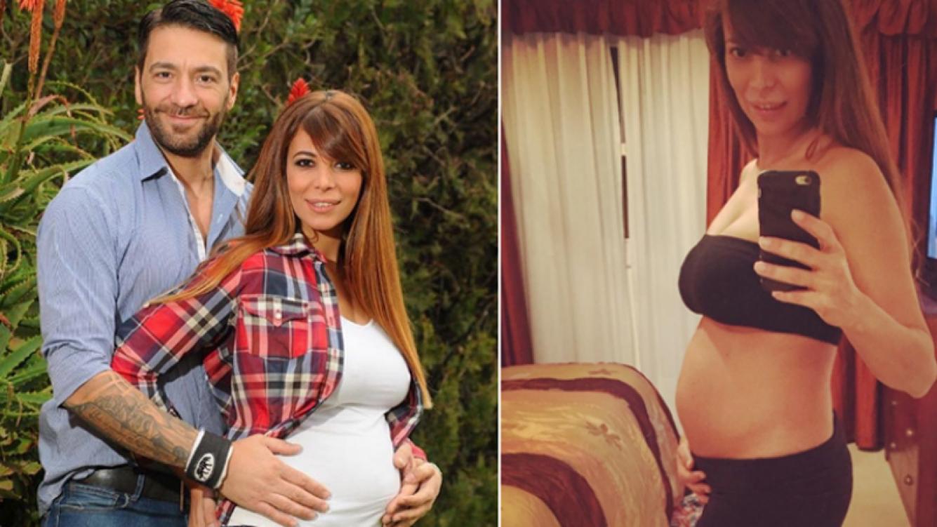 Ximena Capristo y Gustavo Conti eligieron el nombre de su bebé (Foto: Instagram)