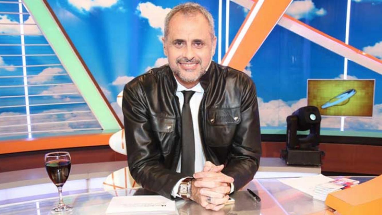 A minutos de salir al aire, Jorge Rial se fue de Intrusos (Foto: web)