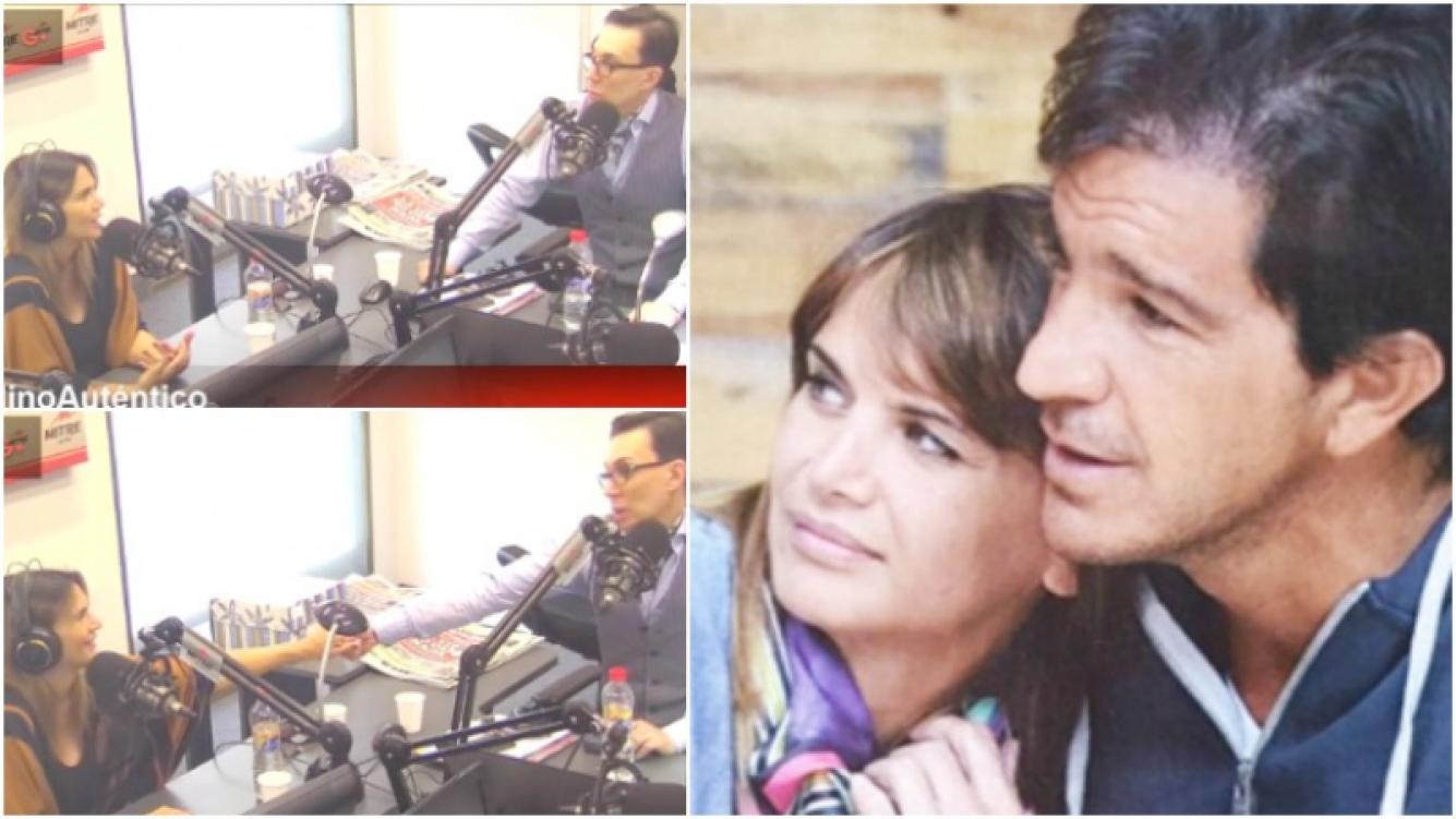 Amalia Granata habló de la infidelidad de su pareja y padre de su hijo, Leo Squarzon (Fotos: Captura y Web)