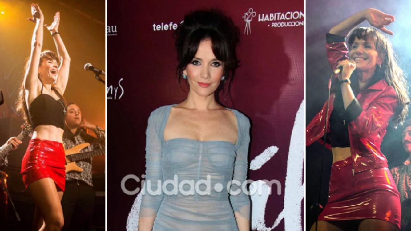 ¡¿Cómo?! La insólita autocrítica estética de Natalia Oreiro. (Foto: Ciudad.com y prensa)