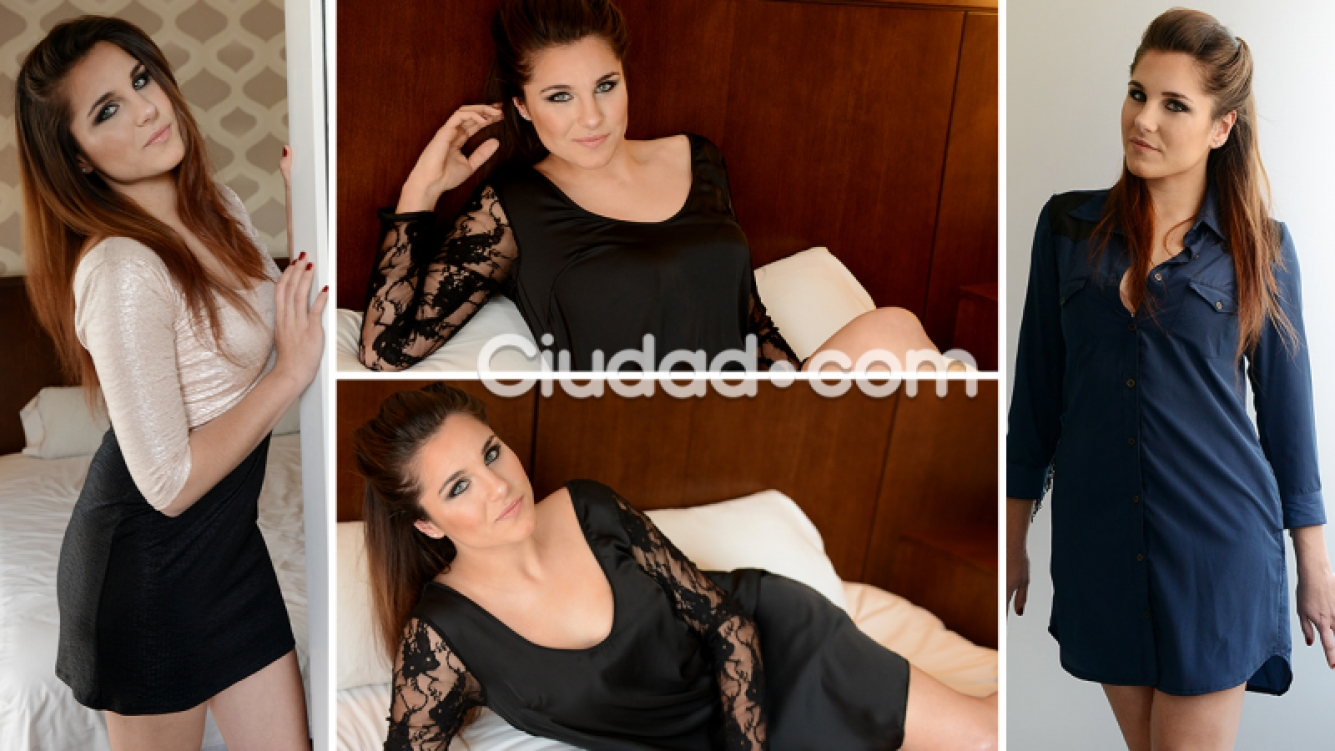 Las fotos sexies de Ivana Icardi para Ciudad.com.  Fotos: Musepic/ Ciudad.com