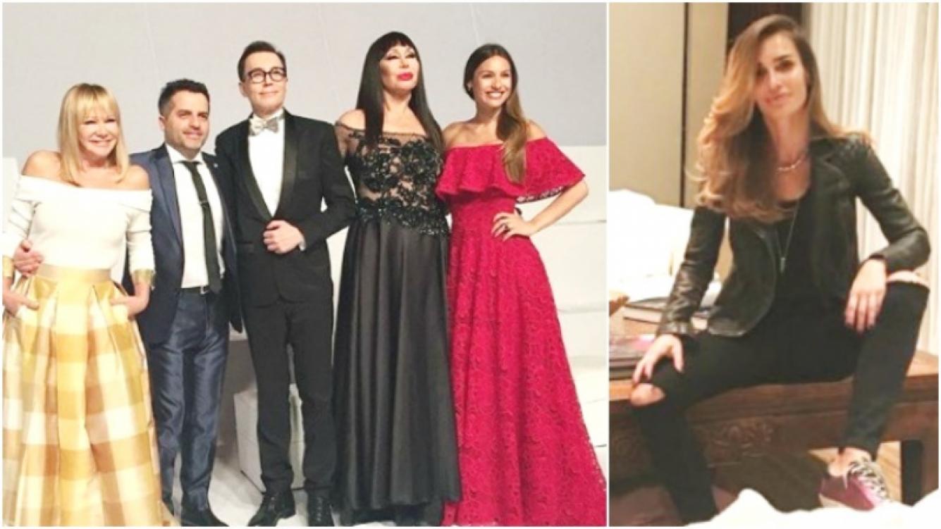 María Vázquez será el reemplazo de Pampita en ShowMatch (Fotos: Web y Twitter)