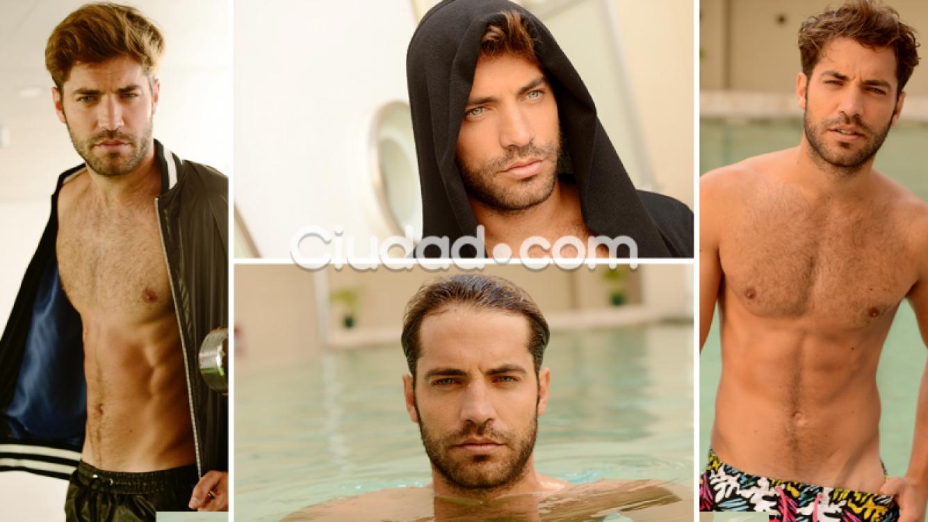 Benjamín Alfonso posó muy sexy para Ciudad.com. (Fotos: Musepic)