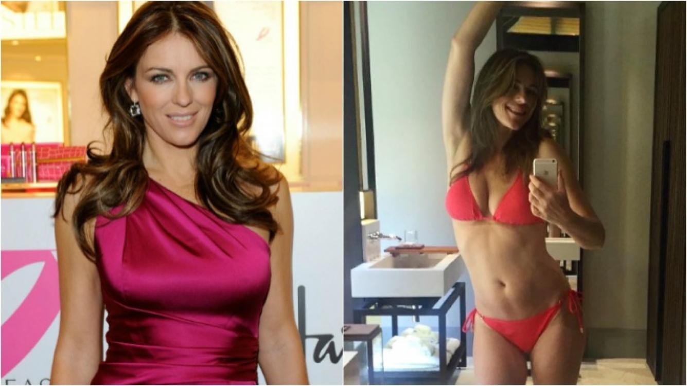 """La diosa de 51 años que lució su lomazo: """"Temporada de bikini. Foto: Web"""