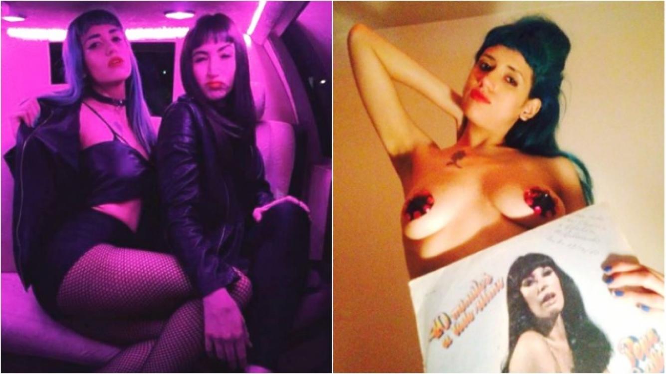 """¿Nació el amor? La foto de Sofía Gala en Instagram de una sensual chica: """"Mi novia"""" . Foto: Instagram"""