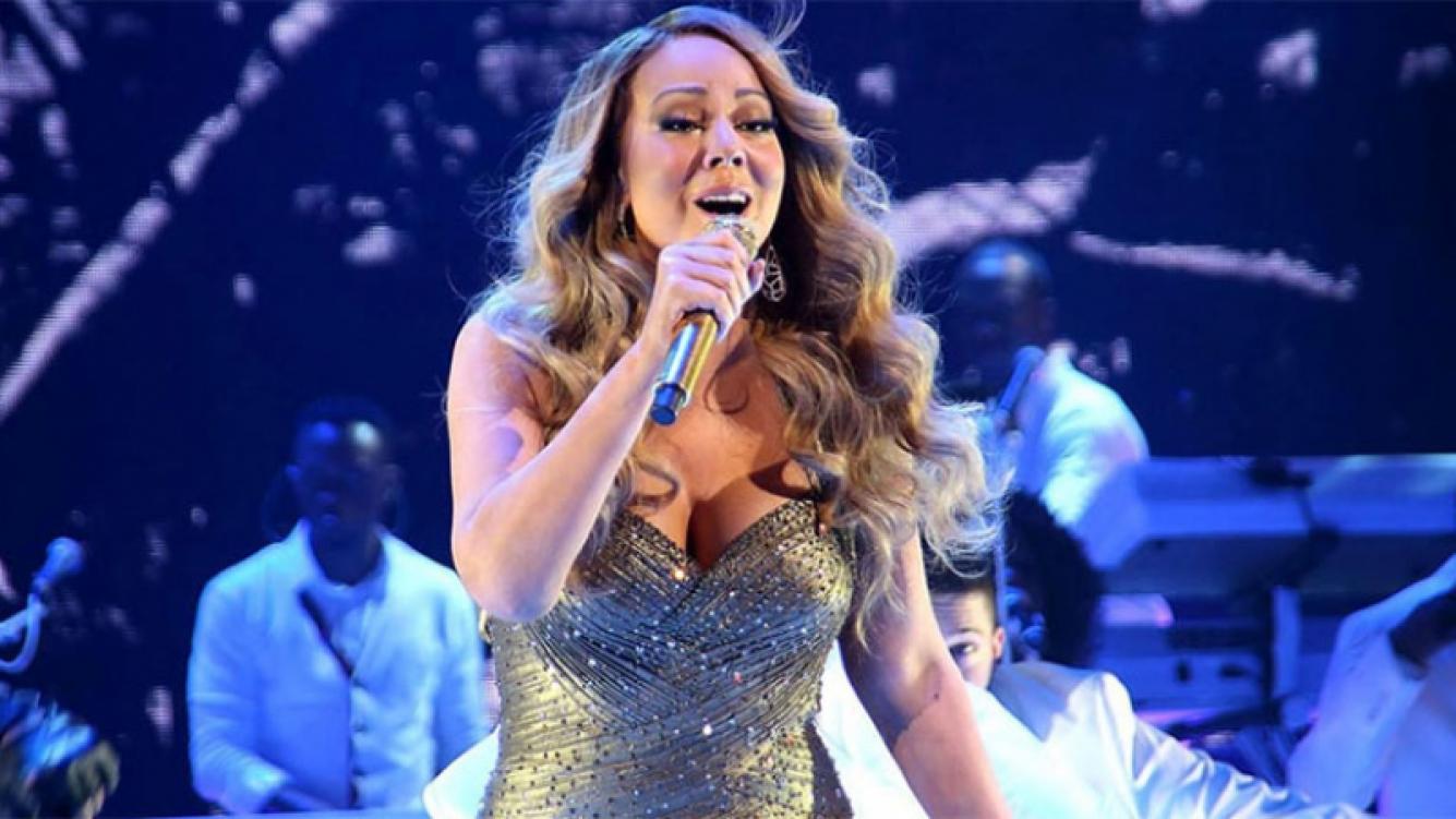 Mariah Carey suspendió su show en la Argentina (Foto: web)