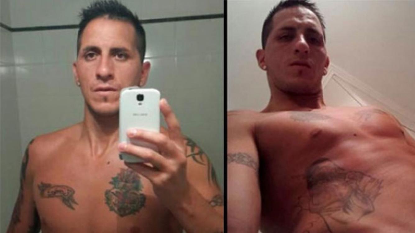 Filtraron supuestas fotos prohibidas de Pablo Migliore. ¿Real o Photohop? Fotos: Twitter.