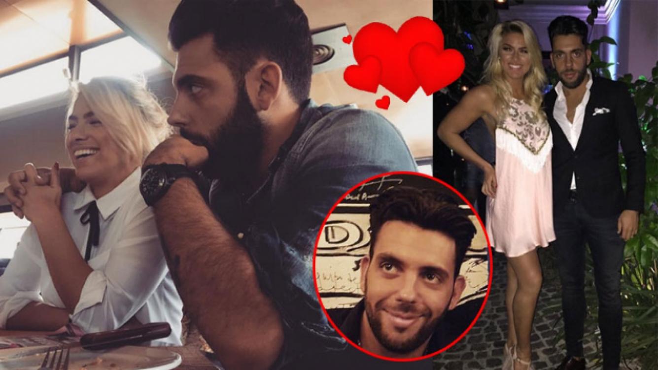 Ailén Bechara, de novia con Agustín. (Fotos: Instagram y Twitter)