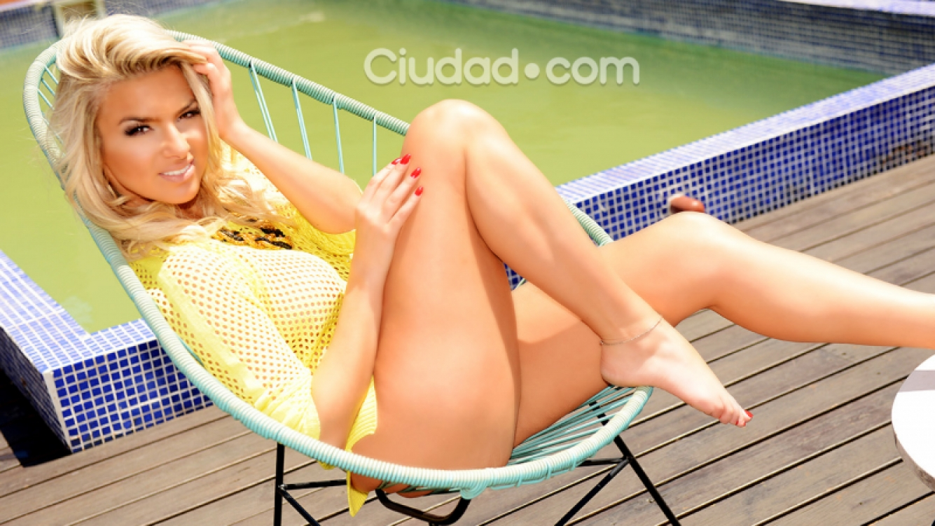 La producción sexy de Ailén Bechara. Foto: Musepic