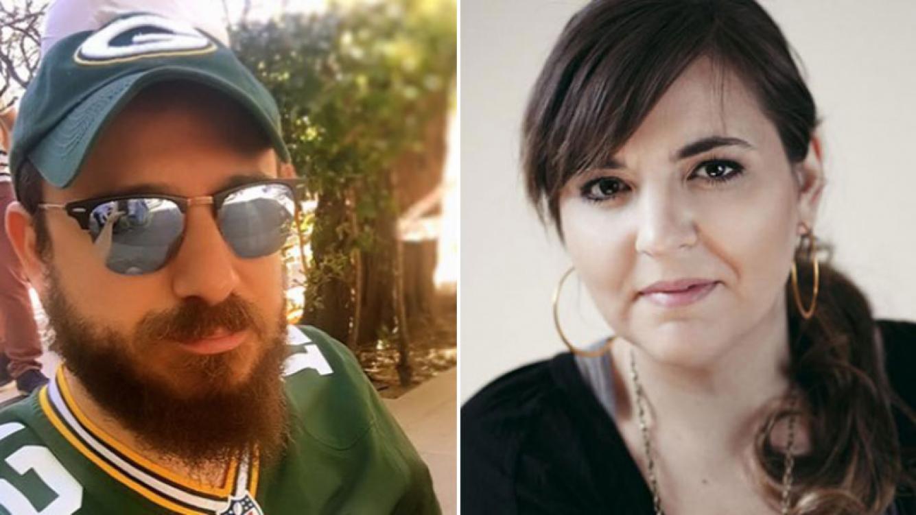 Carolina Aguirre denunció y su ex respondió — Violencia de género