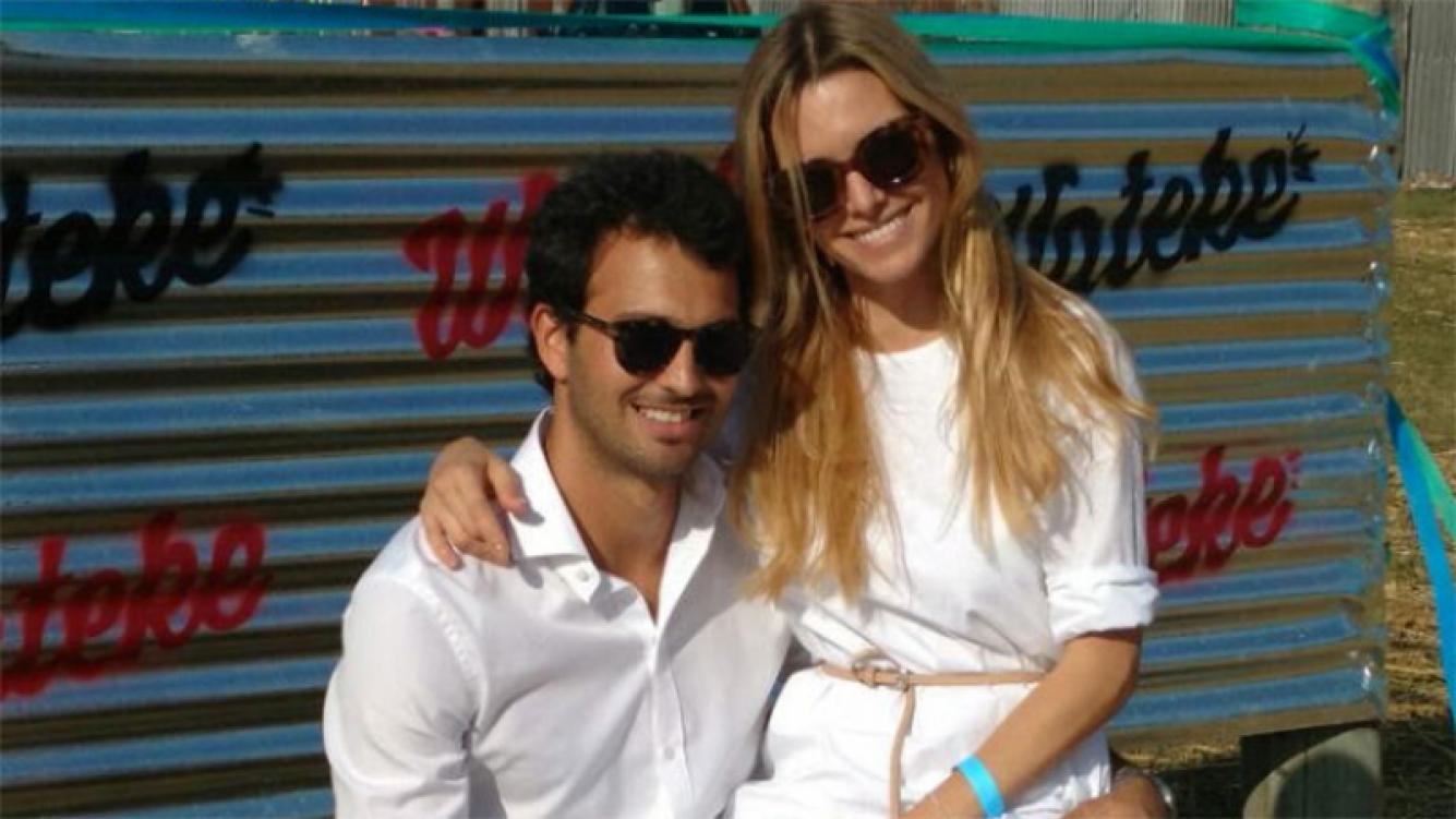 Primera salida de casados de Sofía Zámolo y Joe Uriburu. (Fotos: prensa Vane Pellizzeri)