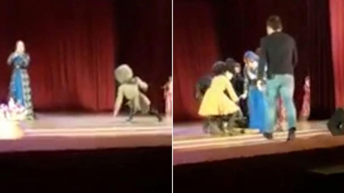 El bailarín ya había tenido algunos problemas coronarios, pese a lo que nunca quiso abandonar su profesión. Fotos: capturas YouTube.