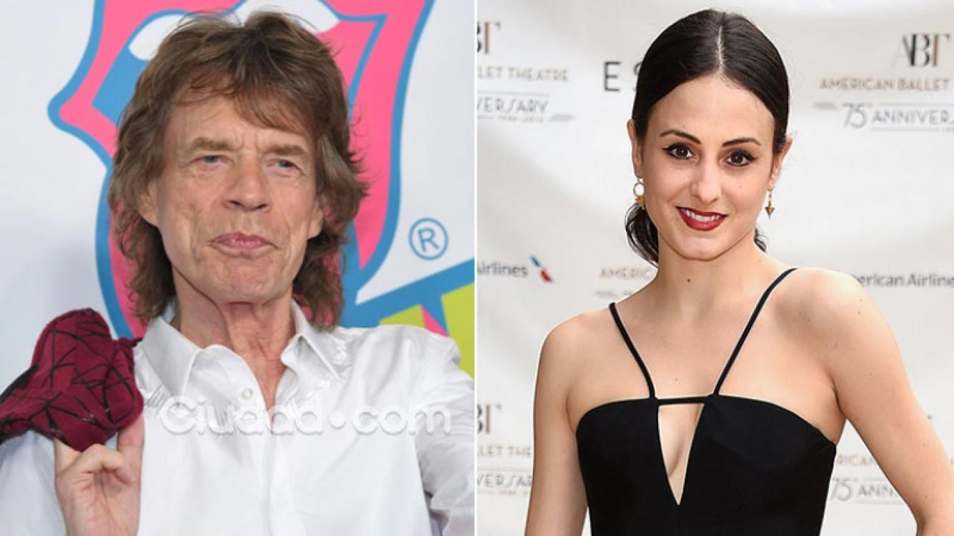 Mick Jagger fue padre de su octavo hijo, a los 73 años. (Foto: AFP y Web)