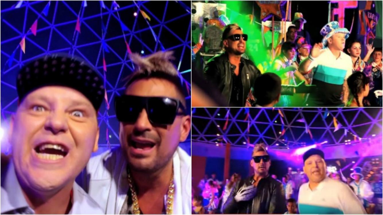 ¡Dupla explosiva! El nuevo videoclip de El Pepo con Luciano El Tirri. Foto: Captura