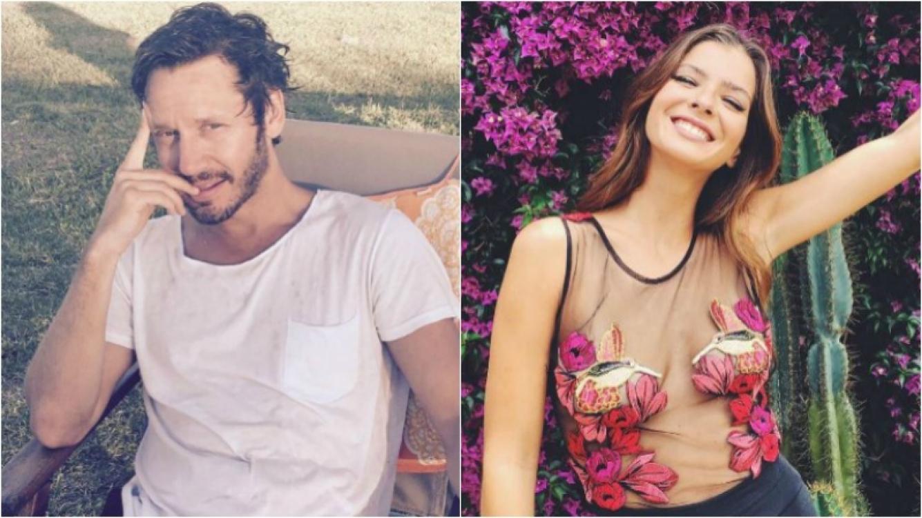 La foto sexy de Benjamín Vicuña tras los rumores sobre su salud... ¡y el comentario que le dedicó la China Suárez! Foto: Instagram
