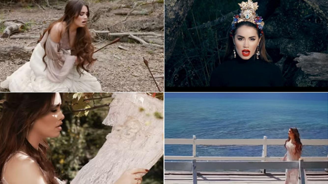 Lali Espósito presentó el videoclip de Ego (Foto: web)