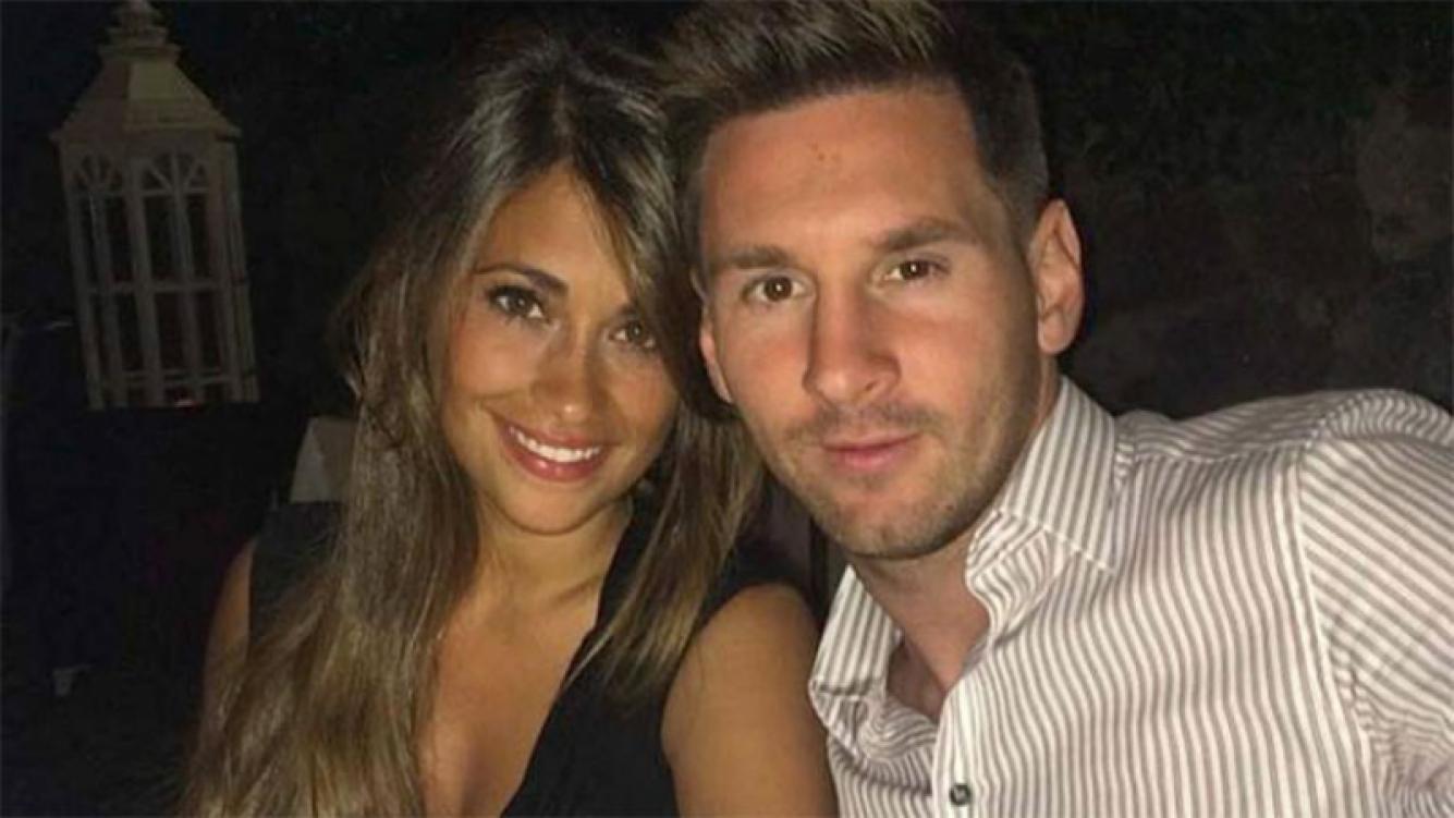 Lionel Messi y Antonella Roccuzzo se casan (Foto: web)