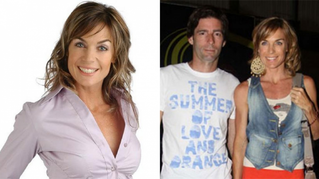 Paula Trapani se reconcilió con Sebastián Loketek (Foto: web)