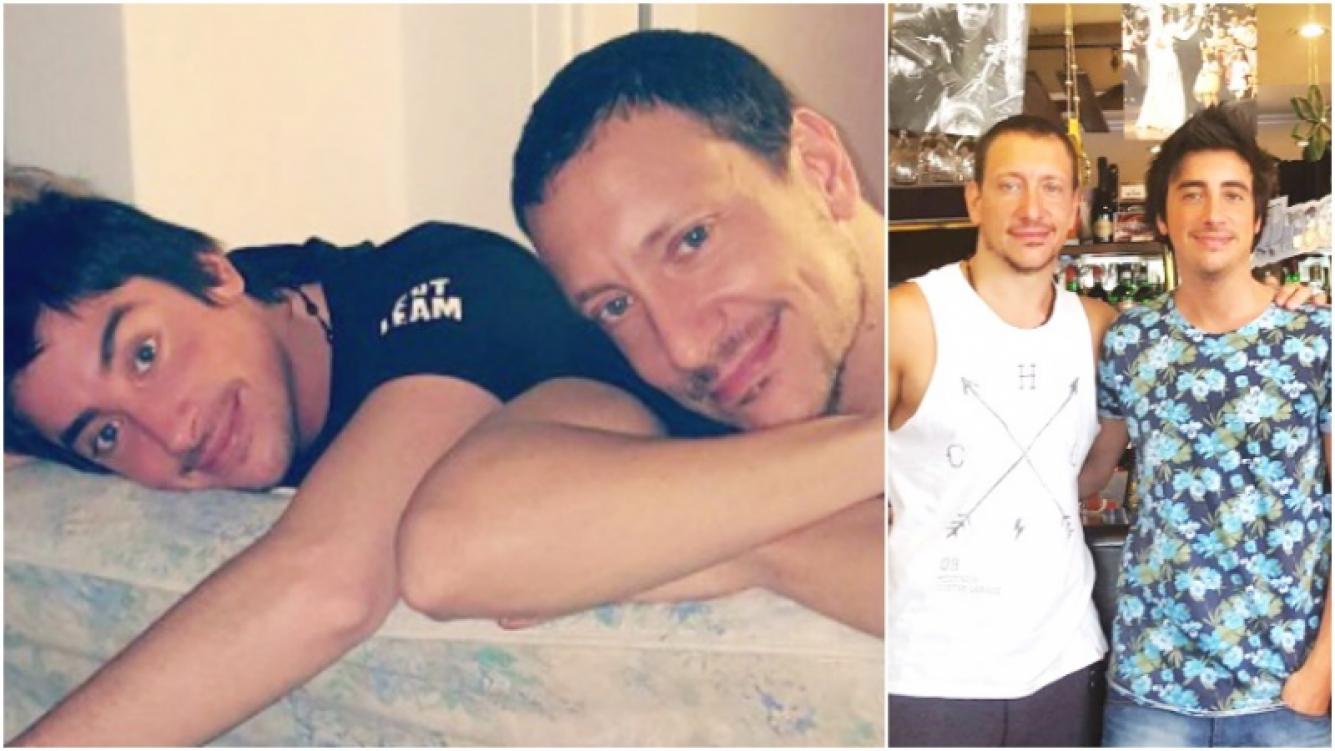 El emotivo mensaje que Nico Vázquez le escribía a su hermano en su cumpleaños (Fotos: Instagram)