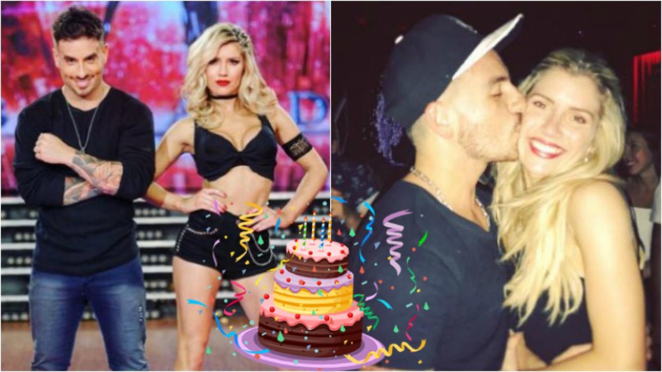 El saludo de Fede Bal por el cumpleaños de Laurita Fernández. Foto: Instagram