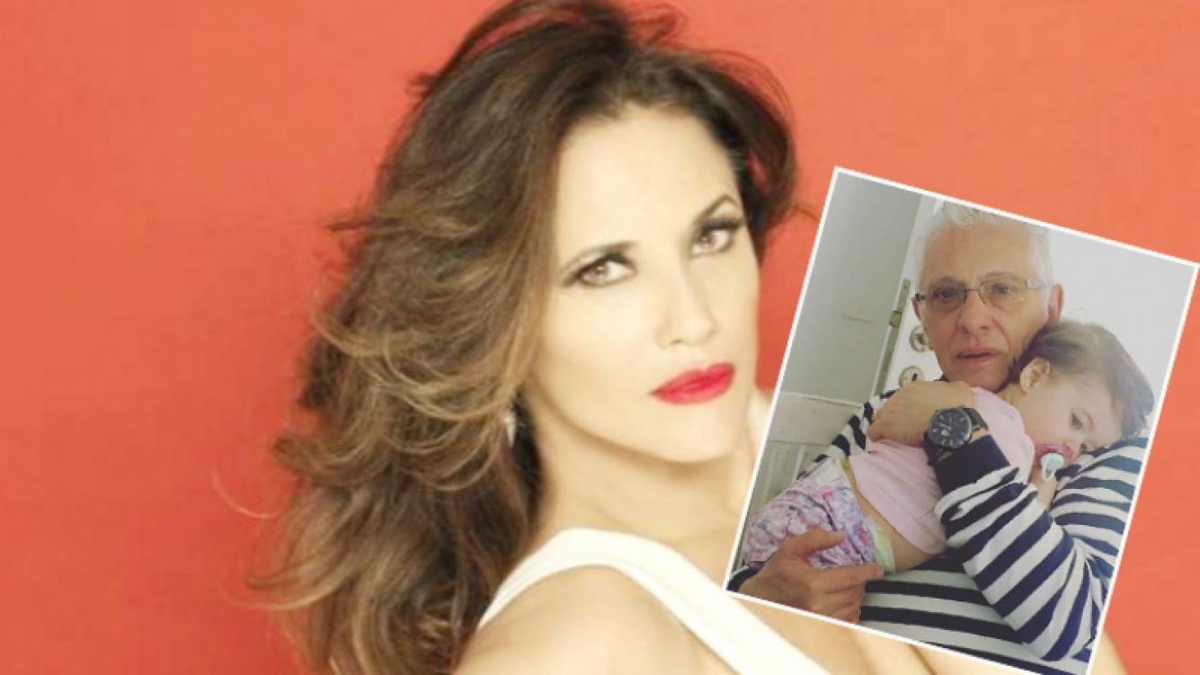 Emotivo mensaje de despedida de María Fernanda Callejón a su suegro (Foto: Web e Instagram)