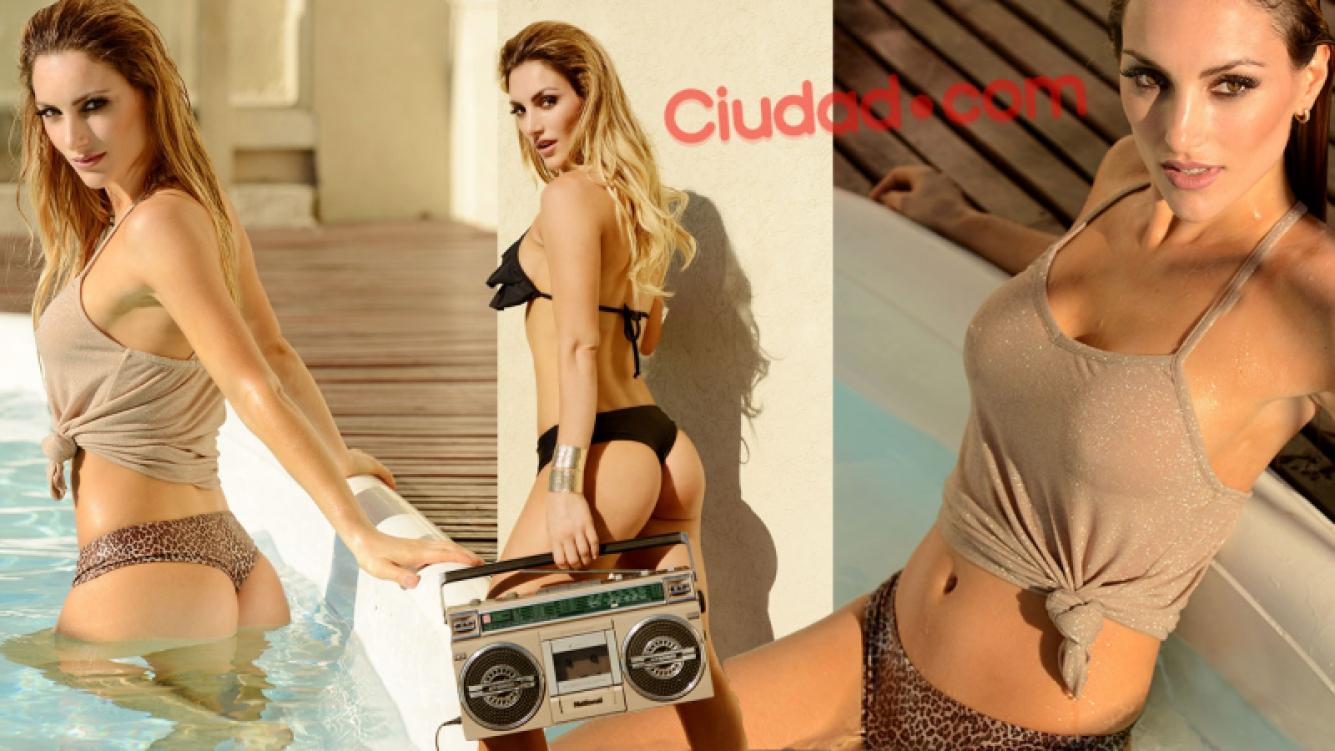Sof�a Macaggi, la flamante panelista hot de Infama. (Foto: Musepic - Ciudad.com)