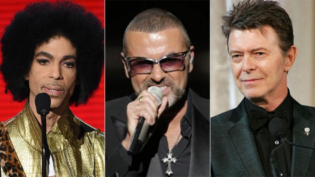 El 2016, un año trágico para el mundo de la música (Foto: web)