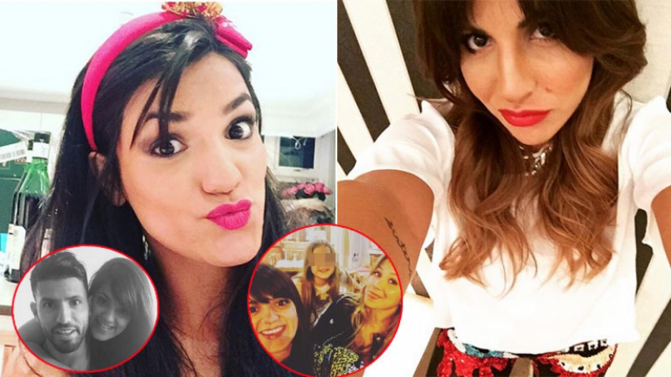 Mayra del Castillo Agüero, hermana del Kun, habló con Ciudad.com sobre el revuelo por su video en vivo en Instagram. (Fotos: Instagram)